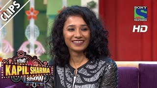Kapil welcomes Tannishtha Chatterjee to the show-The Kapil Sharma Show-Episode 36 -21st August 2016