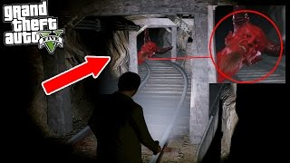 GTA 5 At 3:00 AM SEARCHING FOR THE PORTAL TO HELL!!! 😱 (GTA 5 Gameplay)