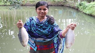 Hilsa Fish Curry Recipe Cooking ❤ Village Food Awesome Cooking Bengali Style Ilish-Hilsa Fish 🤘😜👌