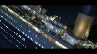 Titanic Sinking in Reverse