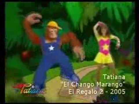 TATIANA El Chango Marango