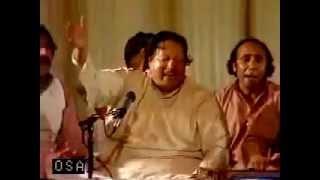 Sanson Ki Mala  Nusrat Fateh Ali Khan