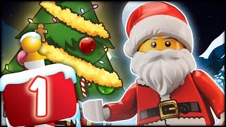 LEGO City & Star Wars Advent Calender - Day 1 - December 1st - Christmas 2016!