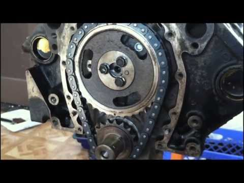 How to build a Chevy 383 Part 3: How To Install a Cam & Timing Chain