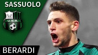 Domenico Berardi • Sassuolo • Magic Skills, Passes & Goals • HD 720p