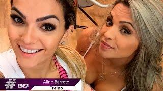 Treino - Aline Barreto - Projeto Baba Baby