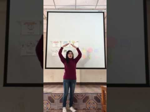 [Practice] English teaching demo for KG3