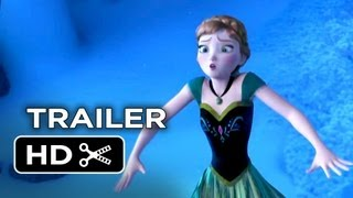 Frozen Official Trailer #1 (2013) - Disney Animated Movie HD