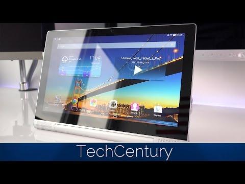 Lenovo Yoga Tablet 2 Pro - Full Review in 4K