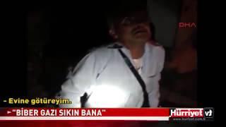 Polisin Zor Anları Kopma garanti : Numara Kapının Üstünde :)