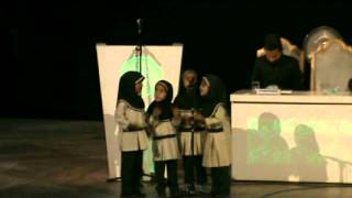 Nasheed- Since, I am a Muslim -by Islamic Mission School prodogies (3/10)