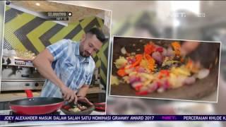 Chef Norman Memasak Makanan Khas Betawi Pecak Gurame