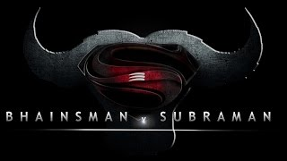 Batman vs Superman Spoof Motion Poster  || Shudh Desi Endings
