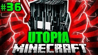 Der BLOCKY ROBOTER KLON?! - Minecraft Utopia #036 [Deutsch/HD]