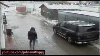 Asesinato de la mafia captado en video