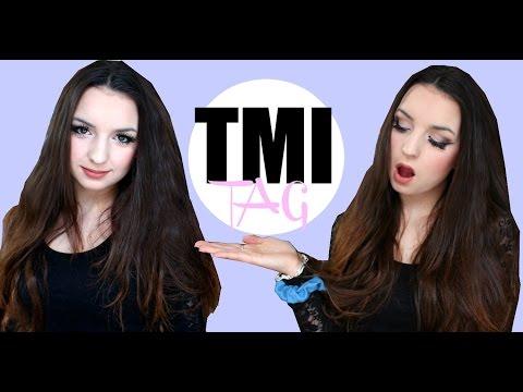 TMI TAG // 50 questions à propos de moi  ☀