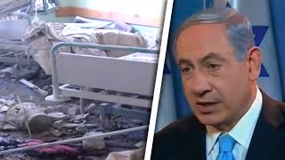 Israeli PM: We Kill Palestinians Because Hamas Wants 'Telegenically Dead'