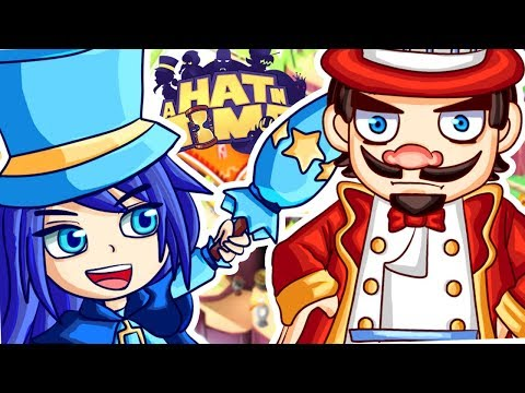 SHE BETRAYS ME EPIC FUNNY BOSS BATTLE A Hat in Time 2