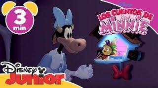 Disney Junior España | Los cuentos de Minnie: Una tienda en la oscuridad