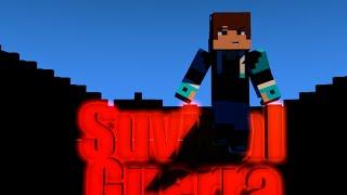 Minecraft:Survival Guerra Parte #3 (Parte1)Transportando Itens Para Nova Base