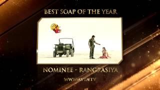 NOMINEE - AVTA2015 – RANGRASIYA