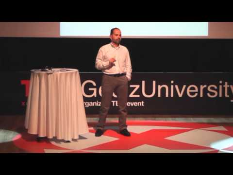 What's the percentage of coincidence in our lives: Nasuh Mahruki at TEDxGedizUniversity