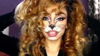Lion Makeup Tutorial - youtube,youtuber,utube,youtub,youtubr ...