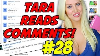ONLY FAGS HATE FUTANARI! - TARA READS COMMENTS! #28