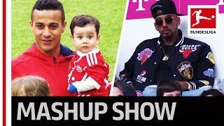 Neuer's Massage, Thiago's Crying Child, Boateng's Fashion Style and More