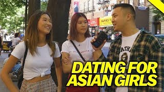 ARE ASIAN GIRLS' DATING LIVES BETTER THAN ASIAN GUYS?