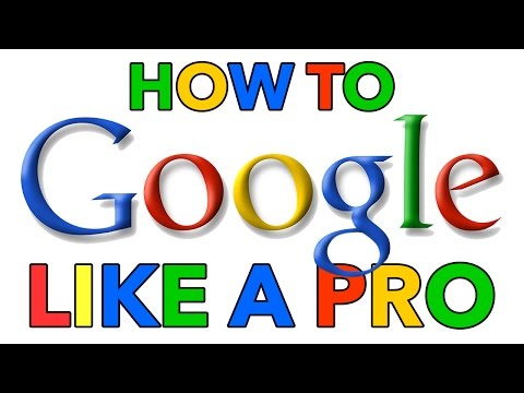 How To Google Like A Pro! Top 10 Google Search Tips & Tricks