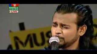 Ke Koribe Par   Bangla Folk Song   By Ashiq 320x240