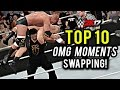 Download Video Download WWE 2K17 - TOP 10 OMG Moments Swapping! Reigns, Lesnar, Cena, AJ Styles & More (PS4/XBOX ONE) 3GP MP4 FLV