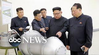 North Korea tests a hydrogen bomb