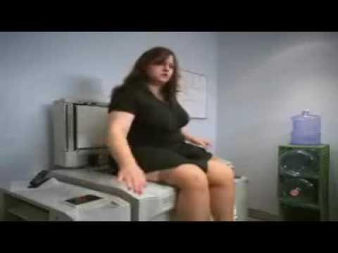 XXXL en fotocopiadora