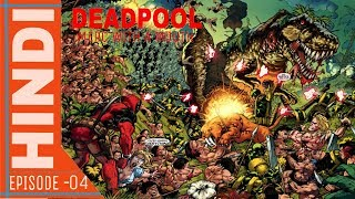   MARVEL ZOMBIES  DEADPOOL:MERC WITH A MOUTH  EPISODES 04   HINDI COMIC WORLD  PROMOTIONAL VIDEO  