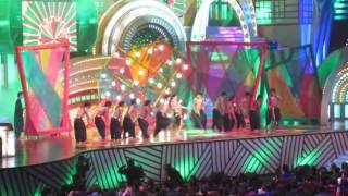 Katrina Kaif Performance at Zee Cine Awards Chikni Chameli