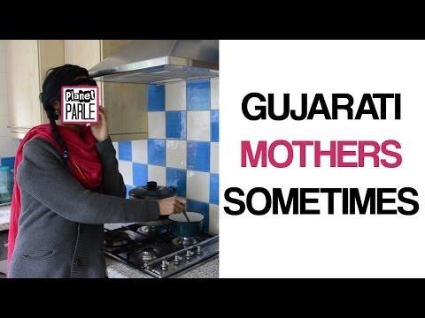 6 - Gujarati Mothers Sometimes.