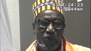 Thierno Abdallahi DIA en visite en France en 2005