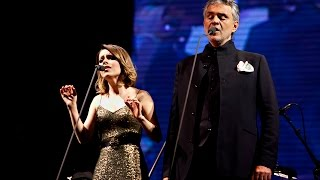 Andrea Bocelli (part. Sandy) - Vivo Por Ella