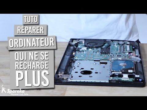 Comment réparer un PC qui ne se recharge plus