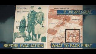 WW3 alarm?! Sweden reissues 1940s survival guide
