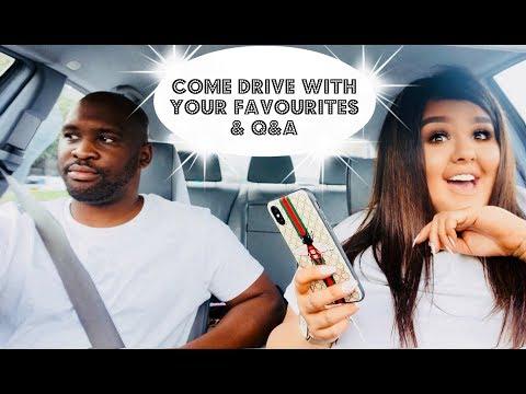 Xxx Mp4 COME DRIVE WITH US Q A INTERRACIAL COUPLE GENNATUTORIALS 3gp Sex
