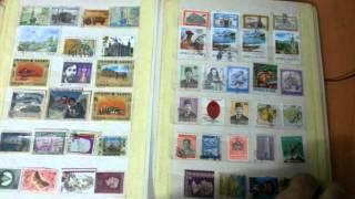 لعشاق الطوابع البريدية