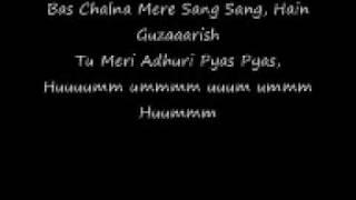 Guzarish (Lyrics)