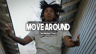 LastName x Tim Thugga x Da Real Gee Money- Move Around   Official Music Video   TWONESHOTTHAT™