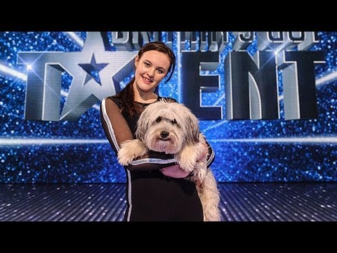 Ashleigh and Pudsey - Britain's Got Talent 2012 Final - International version