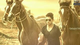 Whatsup states for ALLU ARJUN GRAND ENTRY