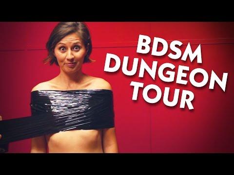 BDSM Dungeon Tour