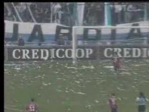 Racing 4 vs San Lorenzo 1 2001
